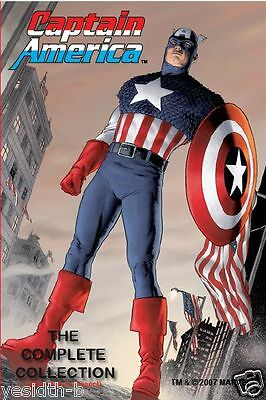 Captain America 40 Years Collector's Edition (DVD9) DVD-ROM
