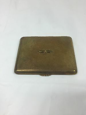 Art Deco Cigarette Case