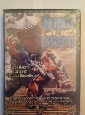 King of the Cowboys [1991] [English] [Region 1] New Authentic