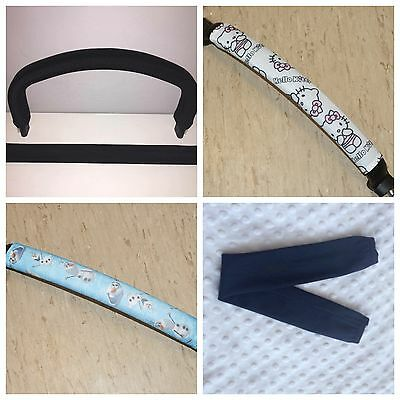 Bumper Bar Cover  Fit Bugaboo ,ICandy,quinny, ... Cheap!! free/fast delivery!