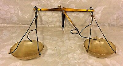 Vintage Cambosco Jewelry Apothecary Scale Waverly MA & Germany