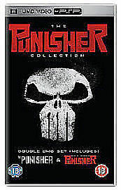 The Punisher / Punisher War Zone (New and Sealed) Sony PSP UMD Video Movie