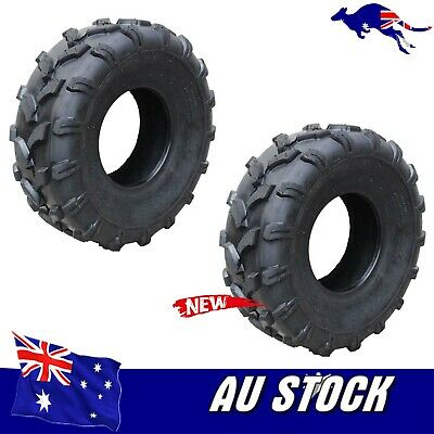 "2 of 19x7- 8"" inch Front Tubeless Tyre Tire for 125cc 150cc Quad Dirt Bike ATV"