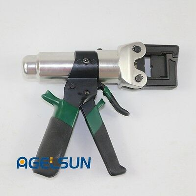 HT-150 Mini Hydraulic Crimping Tool safety system inside for press 4-150mm2 lugs