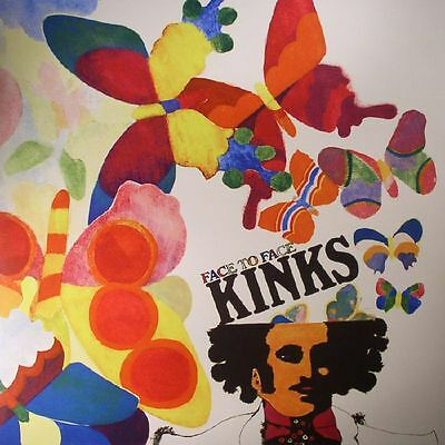 KINKS, The - Face To Face - Vinyl (LP)