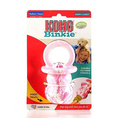 Kong Puppy Kong Toy, X-Small (Colors Vary) (KP4) Chew Toys CXX