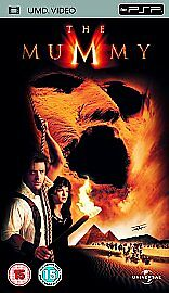 The Mummy  (New and Sealed) Sony PSP UMD Video Movie