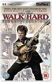Walk Hard (New and Sealed) Sony PSP UMD Video Movie