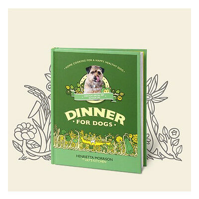 Lily's Kitchen Dinner for Dogs Book Posted today if paid before 1PM