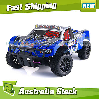 HSP 1/10 Electric 2.4Ghz Rally Short Course RC Truck 94170 BLU