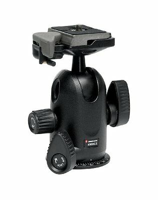 Manfrotto 498RC2 Midi Ball Head With Quick Release Plate 200PL-14
