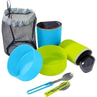 MSR 2 Person Mess Kit Lightweight Compact Camping Set