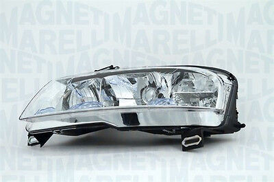 xenon LEFT DRIVERS side headlights with controller FOR FIAT STILO 3 door 01-07
