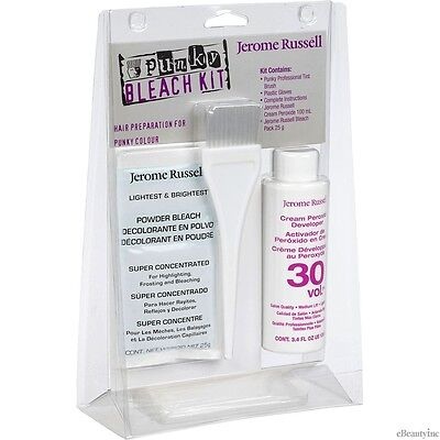 Jerome Russell Punky Bleach Kit 40 Volume 13 50 Picclick
