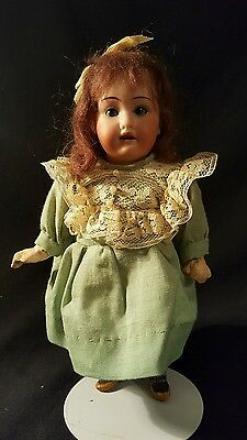 "7"" ANTIQUE German AM Little Lady ""CUTE AS CAN BE"""