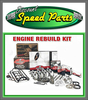 Ford 302 5.0L Engine Rebuild kit by Enginetech 1992-1993