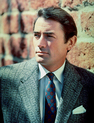Gregory Peck UNSIGNED photo - H385 - HANDSOME!!!!