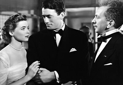 Gregory Peck, Sam Jaffe and Dorothy McGuire photo - H362 - Gentleman's Agreement