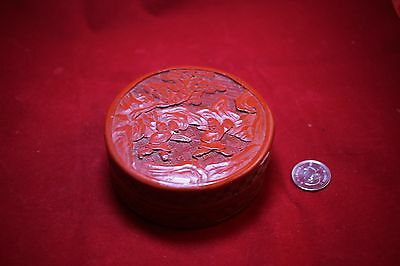 Antique Chinese Lacquer Ware