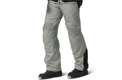 NEW BMW GS Dry Pants Grey/Black MENS SIZE 56