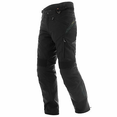 NEW DAINESE Bruce Gore-Tex Pants Black MENS SIZE 54/56
