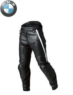 NEW BMW SPORT Pants Black/White MENS SIZE 106 TALL