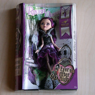 Ever After High Raven Queen (Spanish) (Mattel BFW85)