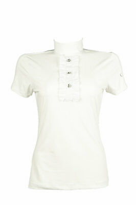 Ladies technical competition shirt -Seaside by HKM - 5412 RRP $99.95