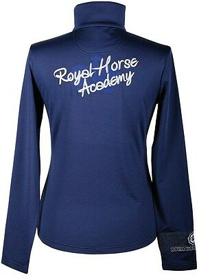 Thermo Shirt RHA Cobalt, medieval blue  by Harry's Horse - 26102031 RRP $84.95