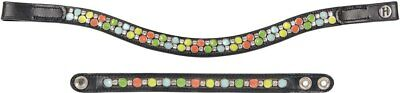 Browband Twins Color  by Harry's Horse - 28100006 RRP $98.95