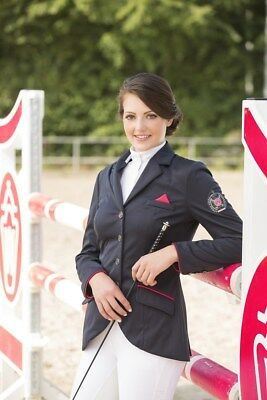 SOFTSHELL COMPETITION JACKET -POLO CLASSIC- by HKM - (5343) RRP $239.95