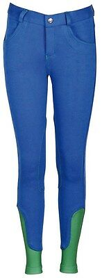 Breeches LouLou Leeds, dazzling blue by Harrys Horse - 26004910 RRP $79.95