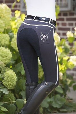 Breeches -Polo Classic- Coolmax- by HKM - (5347) RRP $229.95