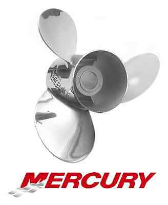 Mercury Vengance Prop 13-1/8R16 3-Blade Stainless 40-125HP 48-16986A46