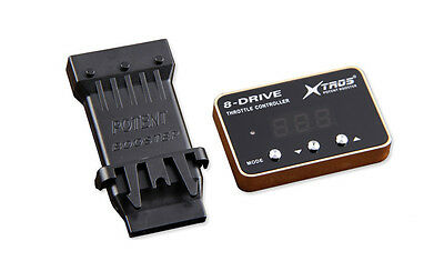 POTENT BOOSTER Throttle Controller Ford Falcon FG Ranger Territory