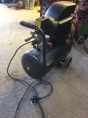 Tooltec Plus 24L Oil Lubricated Air Compressor