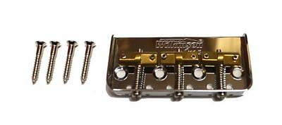 Wilkinson WTBS Short Telecaster Electric Guitar Bridge Compensated Saddles new