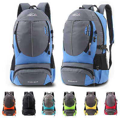 Cool Backpack School Luggage Travel Men Sport Bag Hiking Laptop Satchel Bags Hot