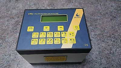 Gas Data LMSxi Multifunction Environmental monitor  Gas Analyser