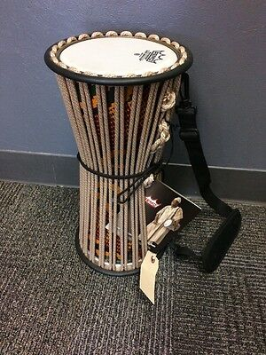 "Remo Talking Drum 15""x6"" New Francis Awe Signature Series"