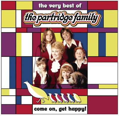Come on Get Happy!: The Very Best of Partridge Family (CD) • NEW • David Cassidy