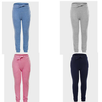 Ex UK Chainstore Girls Trackpants in Assorted Colours and Sizes
