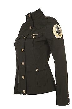 Softshell Riding Jacket -Gold Crown-By Gl    Ckler- (4477) Rrp $269.95*