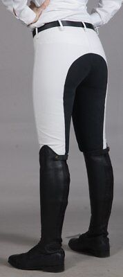 BREECHES -STRETCHY-by HKM-5921 RRP $129.95                                   ...