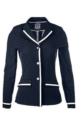 SOFTSHELL COMPETITION JACKET-NAPLES-by HKM 4099 RRP $199.95   .