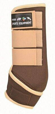 NEOPRENE PROTECTION BOOTS -COLOUR-by HKM 2749- RRP $65.95