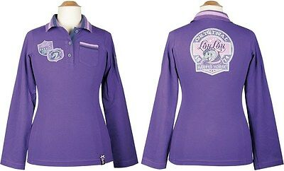 Shirt LouLou, Patrician Purple by Harrys Horse(26104710) RRP$65.95**