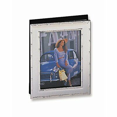 5X7 SILVER REED AND RIBBON ALBUM - Photo Album