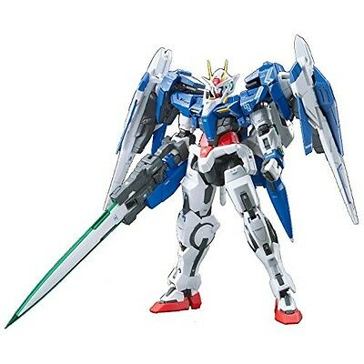 Bandai  RG Mobile Suit Gundam 00 1/144 GN-000 + GNR-010 Raiser  196427 New