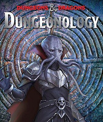Dungeonology (Ologies) (Action) by Matt Forbeck [Hardcover]  NEW